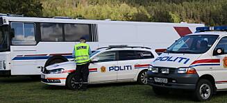Etterforsker mistenkelig dødsfall: Mann funnet død i bobuss på Dyrsku'n
