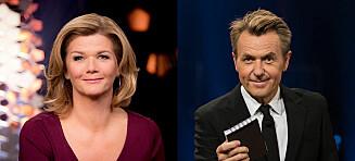 «Skavlan» flyttet til lørdag: Slik blir den nye tv-krigen