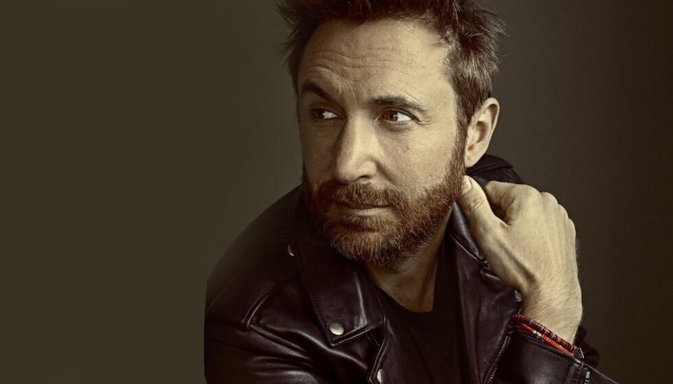 Dobbeltalbum: EDM-stjernen David Guetta dedikerer halvparten av albumet «7» til sin mer kredible house-alterego Jack Back. Foto: Universal Music