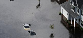 Minst 32 døde som følge av uværet Florence