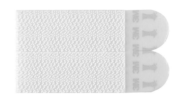 <strong>NULL HULL:</strong> Bildeoppheng med borrelås er genialt, og etterlater ingen merker. Finnes i både hvitt og svart.