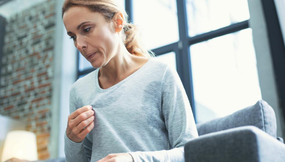 KNUSER MYTENE: - Overgangsalderen er ikke et syndrom, det er noe helt naturlig. Men altså: mange kvinner har mye plager i overgangsalderen, og dette kan behandles, sier fastlege og førsteemanuensis Bjørn Gjelsvik. Foto: NTB Scanpix