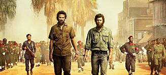 Full krangel om Kongo-filmen: Truer med søksmål over hemmelige French og Moland-opptak