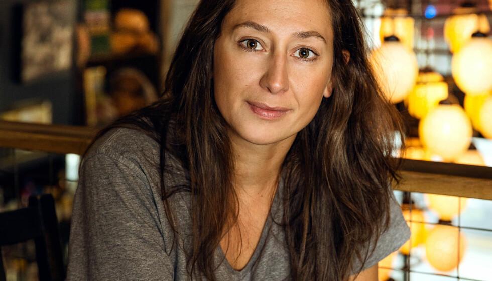 PRODUKTIV: Ida Hegazi Høyer har utgitt seks bøker siden debuten i 2012 .Foto: Svein Finneide