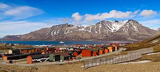Mann utestengt fra alle puber på Svalbard