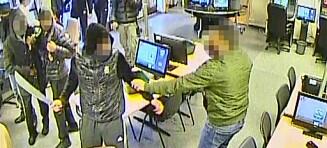 Åtte dømt for macheteangrep på bingo i Oslo