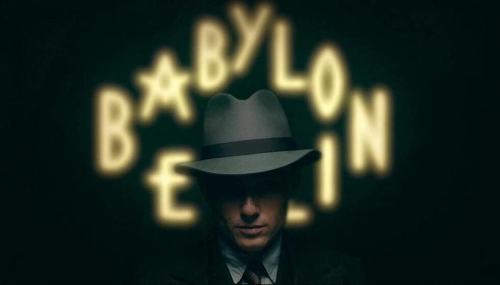 «Babylon Berlin» befester tysk tv-bransje som en av verdens stødigste leverandører av historiske dramaer, mener Dagbladets anmelder. Foto: NRK