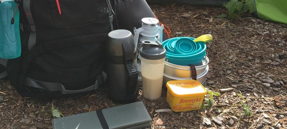 Fem gode råd for en hyggelig telttur