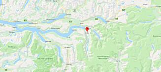 Politiet etterforsker dødsfall i Stryn