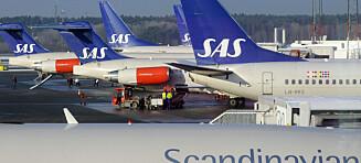 Riktig at flypassasjerene tar klimaregning
