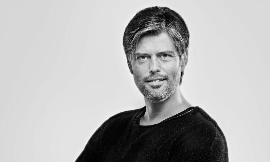 OPPVÅKNING: Håvard Tjora; lærer, forfatter og foredragsholder, skriver spalte i Dagbladet Magasinet.
