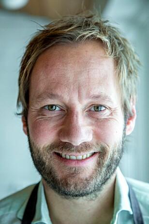 MR. WONTON: Kjartan Skjelde har jobbet på restauranter i inn- og utland. Foto: Arne Bru Haug
