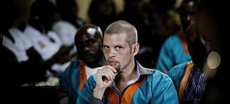 Hevder Frenchs voldsmonolog nylig er fjernet fra Kongo-filmen