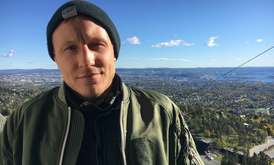 OVERRASKER: Norges fremste MMA-utøver Jack Hermansson har en overraskende teori om utfallet av tidenes største kamp. Foto: Bengt Berg / Dagbladet