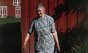 BRÅS BESTEMOR: Oddvar Brå kjørte ofte forbi der bestemora bodde, men han møtte henne aldri. Han angrer på at han aldri forsøkte å ta kontakt. Foto: Privat
