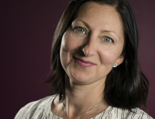 GLAD: Lisa Sivertsen, fungerende generalsekretær i Kirkens Nødhjelp. Foto: Kirkens Nødhjelp