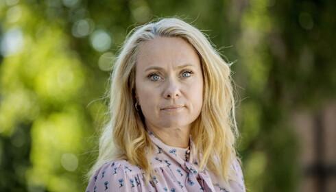 Arbeids- og sosialminister Anniken Hauglie. Foto: Jørn H Moen / Dagbladet
