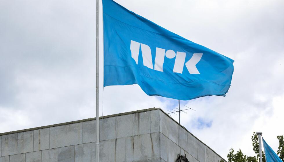 ØKER: Regjeringen foreslår å øke NRK-lisensen med 61 kr, ifølge NRK. Foto: Gorm Kallestad / NTB Scanpix.