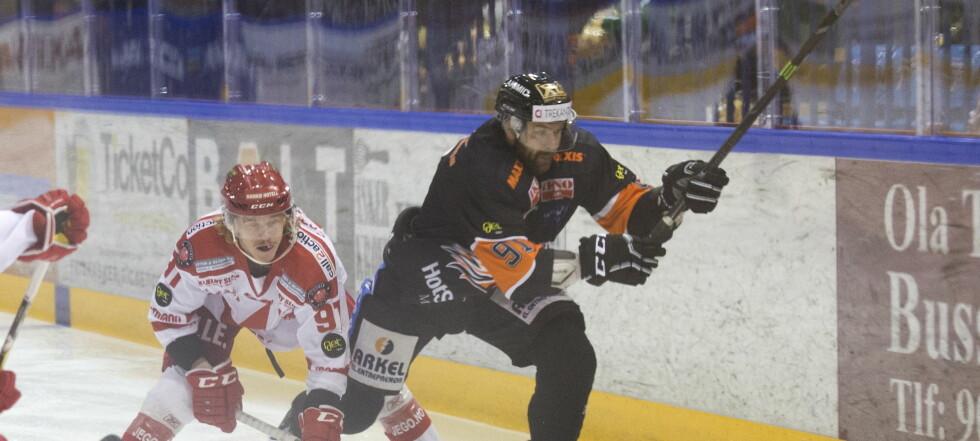 Vil utestenge norsk ishockeyspiller i fire år for doping