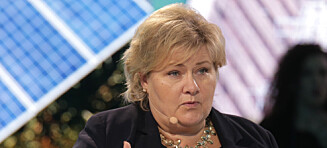 Erna Solbergs framstilling av KrFs abortforslag mangler rot i virkeligheten