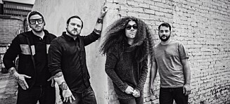 Coheed and Cambrias tegneserie-prog er medium engasjerende