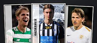 Dagbladet kårer de 50 beste fotballspillerne fra Akershus