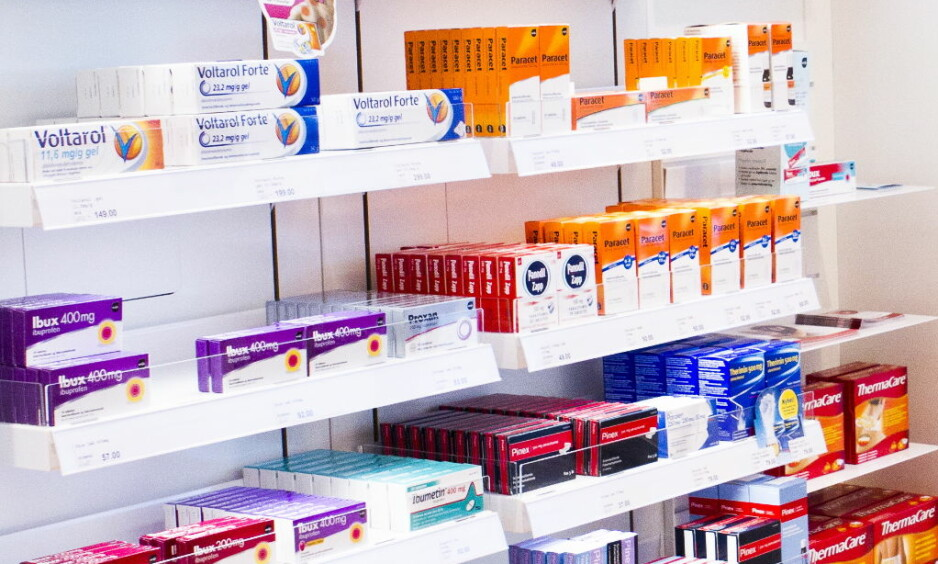 ØKER HJETERISIKOEN: Smertestillende NSAIDs øker risikoen for hjerte- og karsykdom. Foto: Halvor Solhjem Njerve