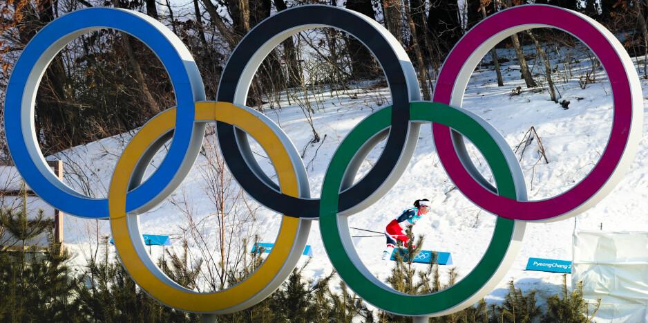 TIL SVERIGE?: Sverige olympiske komité gir ikke opp håpet om vinter OL i Sverige i 2026. Foto: Lise Åserud / NTB scanpix
