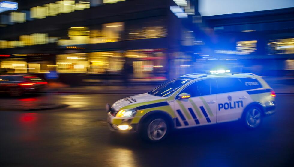 Innbruddsraid: Natt til lørdag skal det ha blitt gjort innbrudd i flere biler, en campingvogn og en dyreklinikk. Illustrasjonsfoto: Heiko Junge / NTB Scanpix