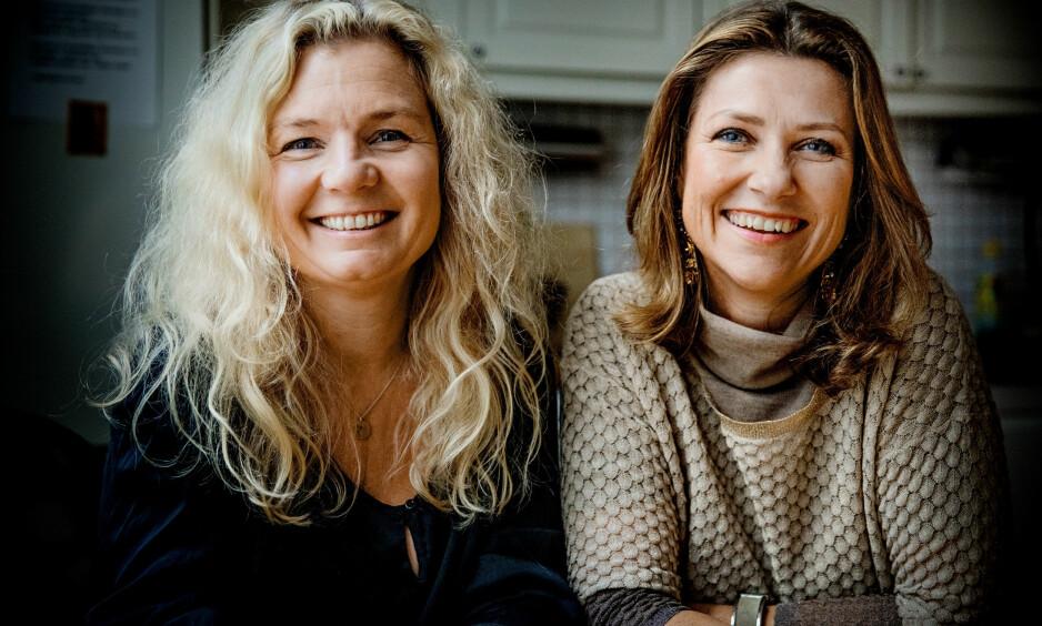 NY BOK: Prinsesse Märtha Louise og Elisabeth Nordeng gir ut boka «Sensitive barn». Foto: Jørn H. Moen / Dagbladet
