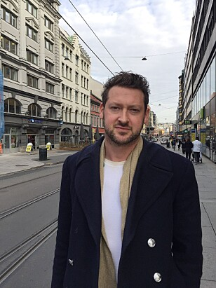 GA OPP: Utelivsgründer Stian Vaagland måtte legge ned nysatsingen Abelone bar i Brugata etter et drøyt år. Foto: Cecilie L. Berg