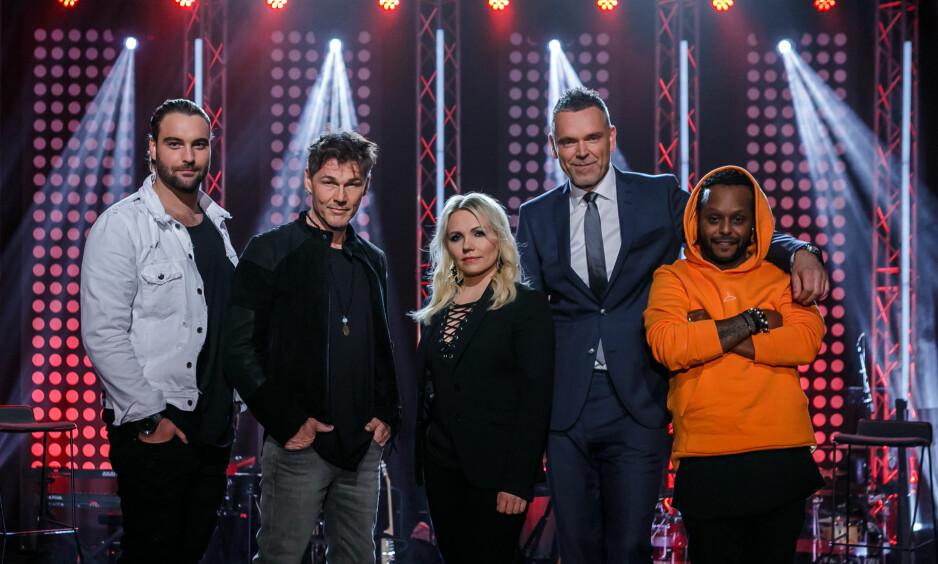 HÅRREISENDE: Jurist Espen Eldøy sier at kontrakten «The Voice»-deltakerne må skrive under på er den verste han har sett. Foto: TV2