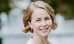 KJØPER LITT KVOTER: Anja Bakken Riise i Framtiden i våre hender. Foto: Framtiden i våre hender