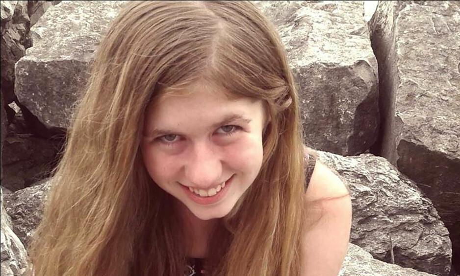SAVNET: Det har gått snart to uker siden Jayme Closs' foreldre ble funnet drept i familiens hjem i Barron, Wisconsin. Jayme er fremdeles savnet. Foto: HO / Barron County Sheriff's Department / AFP / NTB scanpix