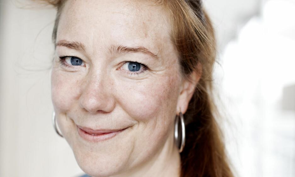 GIKK BORT: Tidligere NRK-profil Vera Micaelsen er død, 43 år gammel. Foto: Marte Garmann Johnsen
