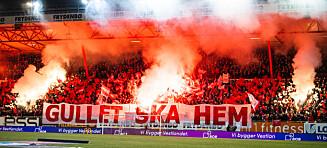 Rosenborg er Branns definerte mål, Sarpsborg er inspirasjonen