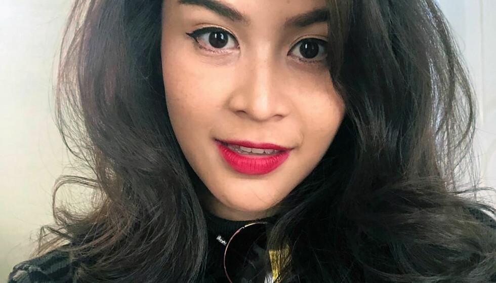 OMKOM: Den thailandske missedronningen og skuespilleren Nursara Suknamai. Foto: REX/SHUTTERSTOCK