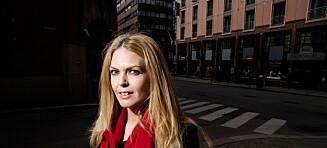 -Trasket rundt i Oslos gater, gravid og singel