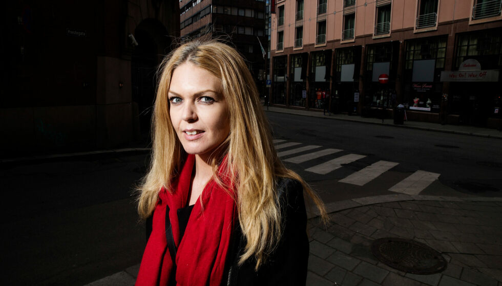 TOK GREP: Økonomiekspert Elin Reitan har selv opplevd at kredittkortgjelda vokste seg stor. Da måtte hun ta grep. Foto: Henning Lillegård/ Dagbladet