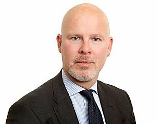 - JOBBER FOR KONSENSUS: UDs statssekretær Audun Halvosen sier Norge jobber for konsensus om verning av det aktuelle området i Weddellhavet. Foto: UD