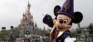 Den uhyggelige Disneyland-myten har blitt bekreftet
