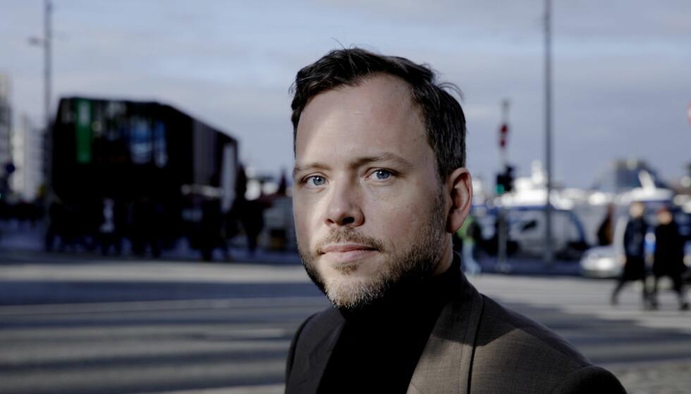- HELT UTROLIG: Dét sier Audun Lysbakken om eposten fra Unicare. Han sier saken må føre til at det slås alarm. FOTO: Paul S. Amundsen/ Dagbladet