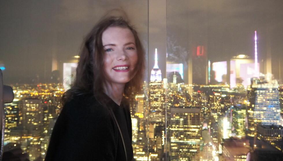 PROVOSERT: 21 år gamle Silje Bakken har latt seg provosere av abortdebatten som er kommet opp, etter at Erna Solberg gikk ut med at de var villige til å diskutere abortlovens § 2c. Foto: Privat