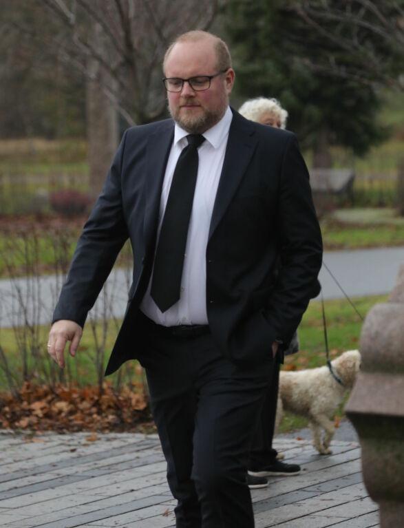 TIL STEDE: Steinar Sagen. Foto: Morten Eik