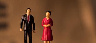 Flere og flere velger kjønnsutypisk – det gjelder særlig kvinner