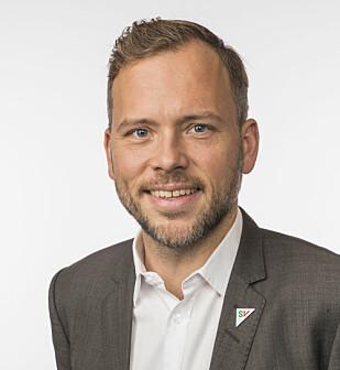 Audun Lysbakken, partileder SV. Foto: Stortinget