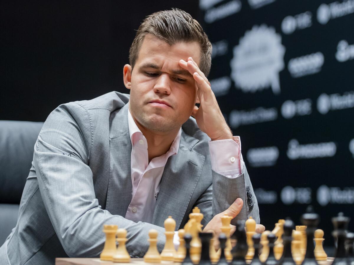 Sjakk Vm Magnus Carlsen Mot Fabiano Caruana Kontrollerte Inn Ny Remis Skuffende Av Magnus