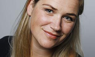Camilla Bakken Øvald.