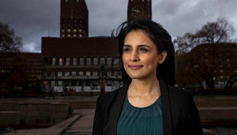 OSLO: Saida Begum er Høyres ordførerkandidat i Oslo. Foto: Tore Meek / NTB scanpix