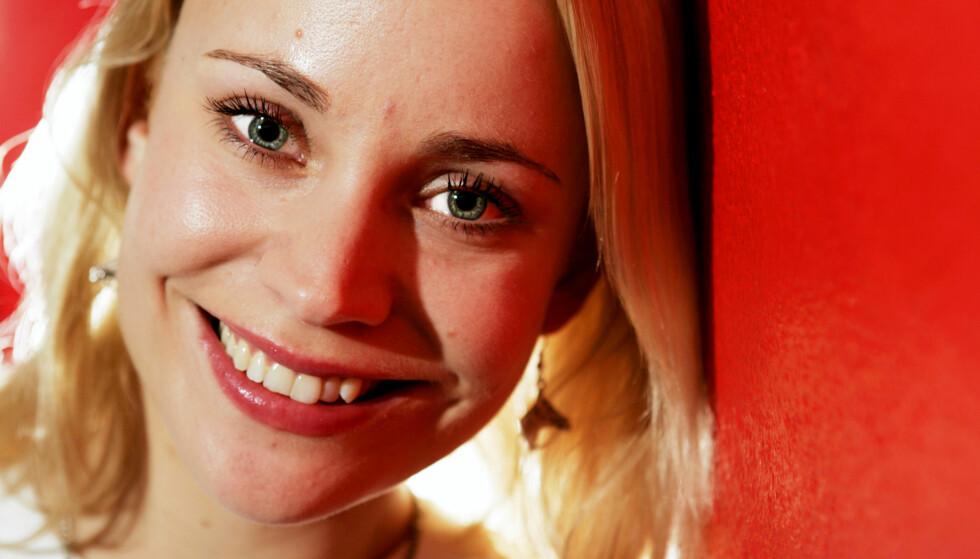 «ANNIEMAL»: Her er et bilde av Anne Lilia Berge Strand, alias Annie, fra da hun ga ut albumet «Anniemal» i 2004. Foto: NTB scanpix